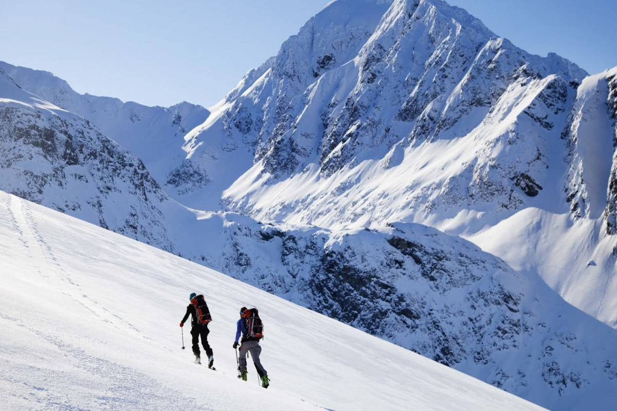 Topptur i Norge fineste topptur beste topptur