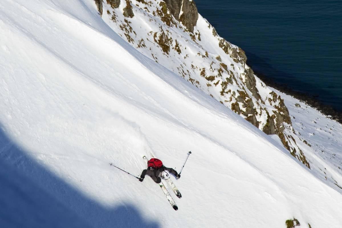 Topptur Lofoten Flakstadøya