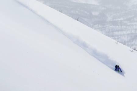 Blåbærfjellet topptur Tamok