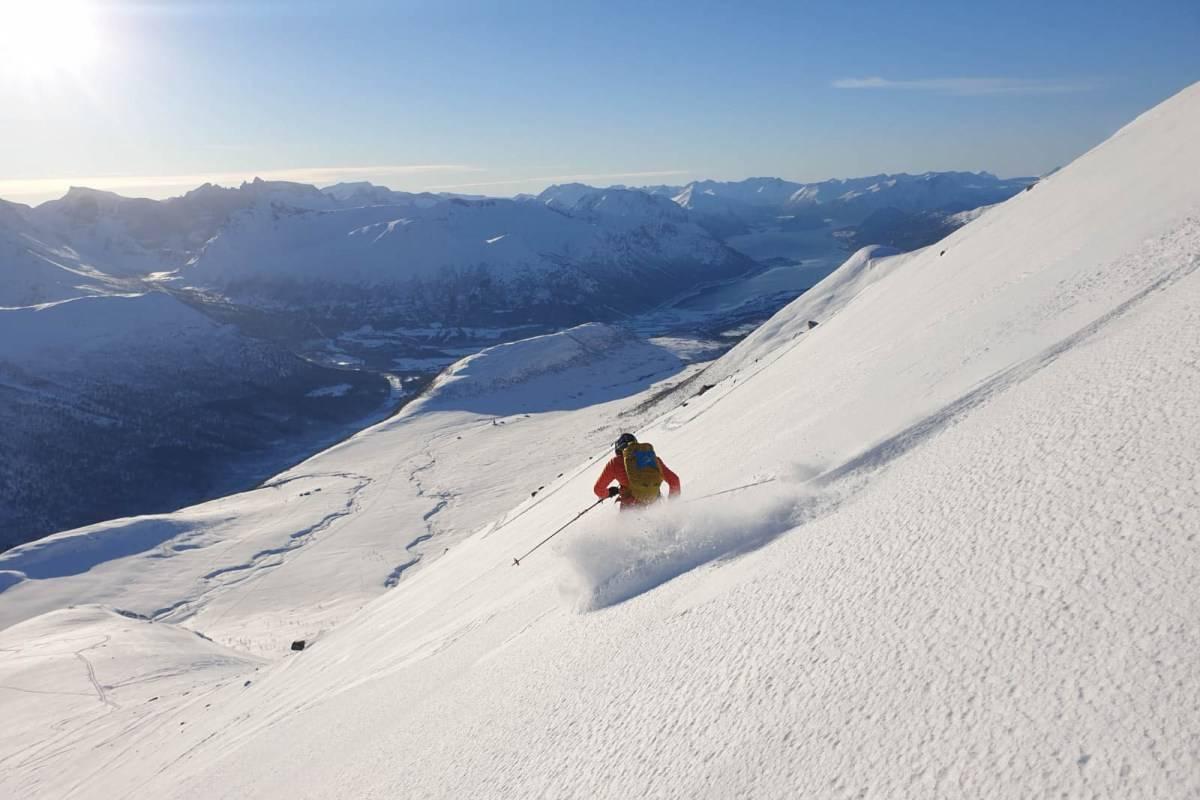 Romsdalen Isfjorden