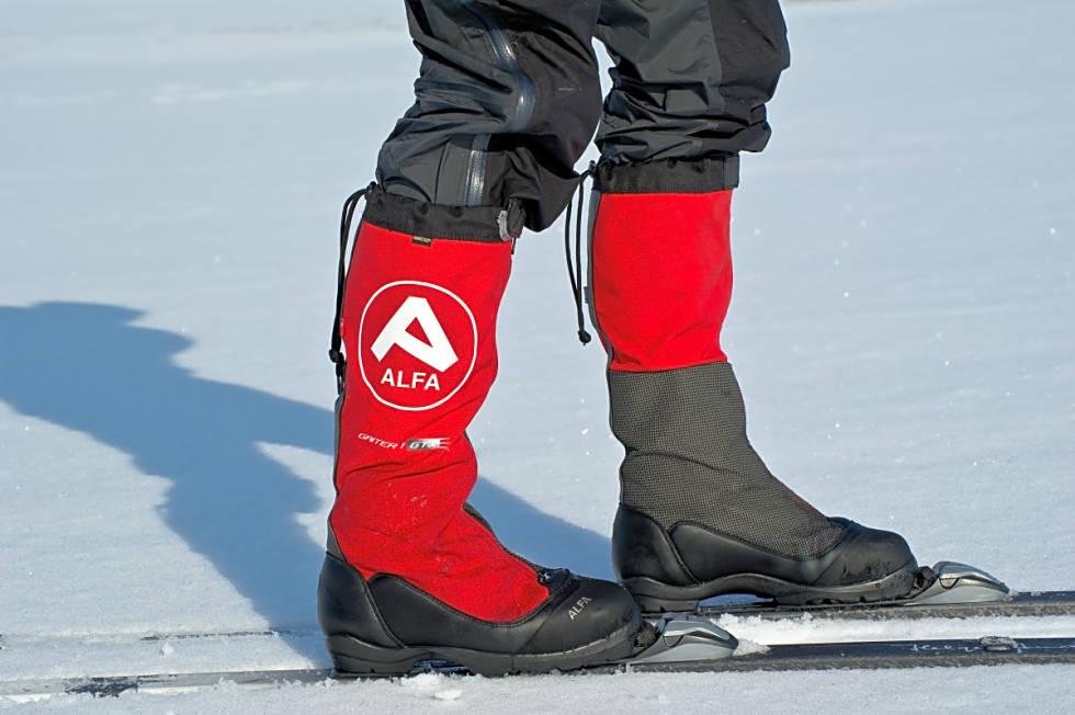 fjellskistøvler skisko