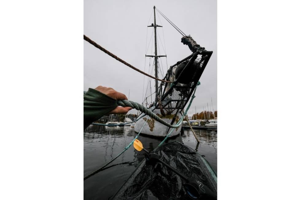 oslofjorden packraft