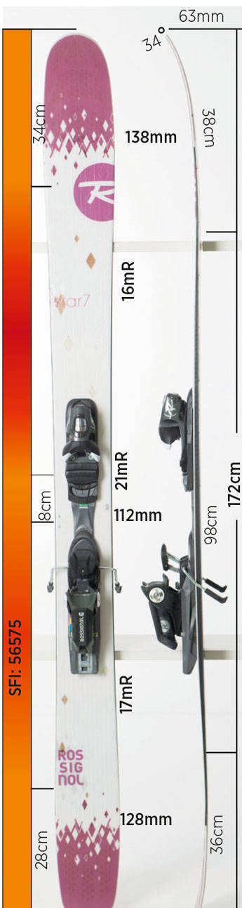 Test av Rossignol Star 7 2015
