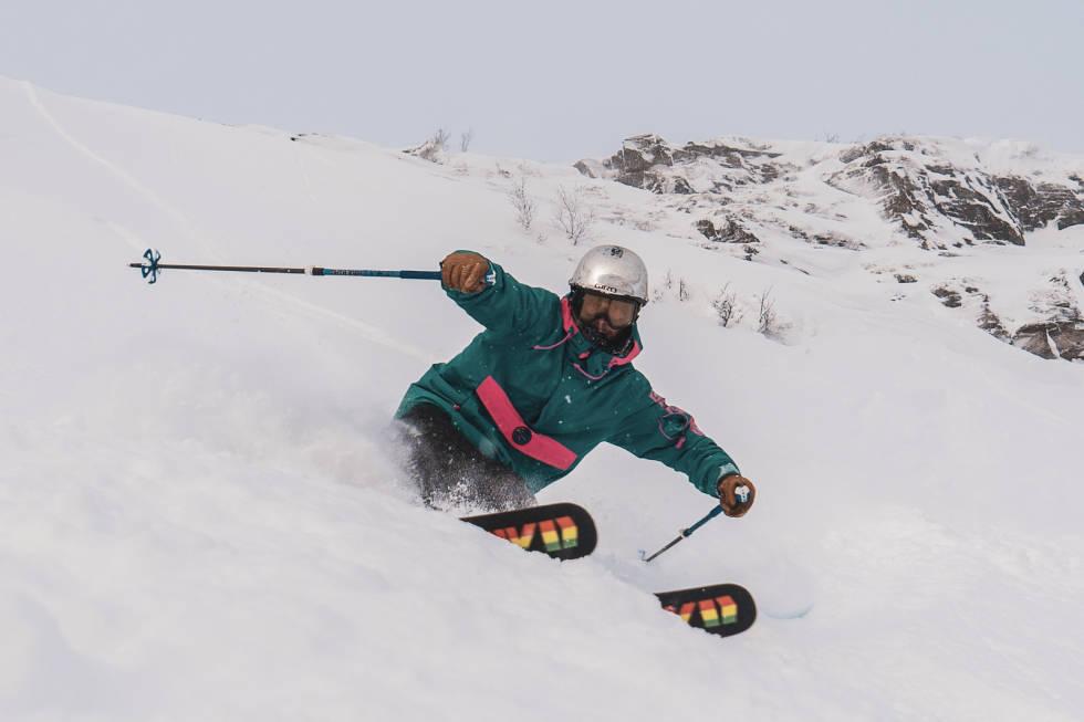 HOVDEN ALPINSENTER: Er du i Setesdal 10.oktober? Da bør du ta turen til Hovden Alpinsenter for å se Fri Flyt Film Tour.