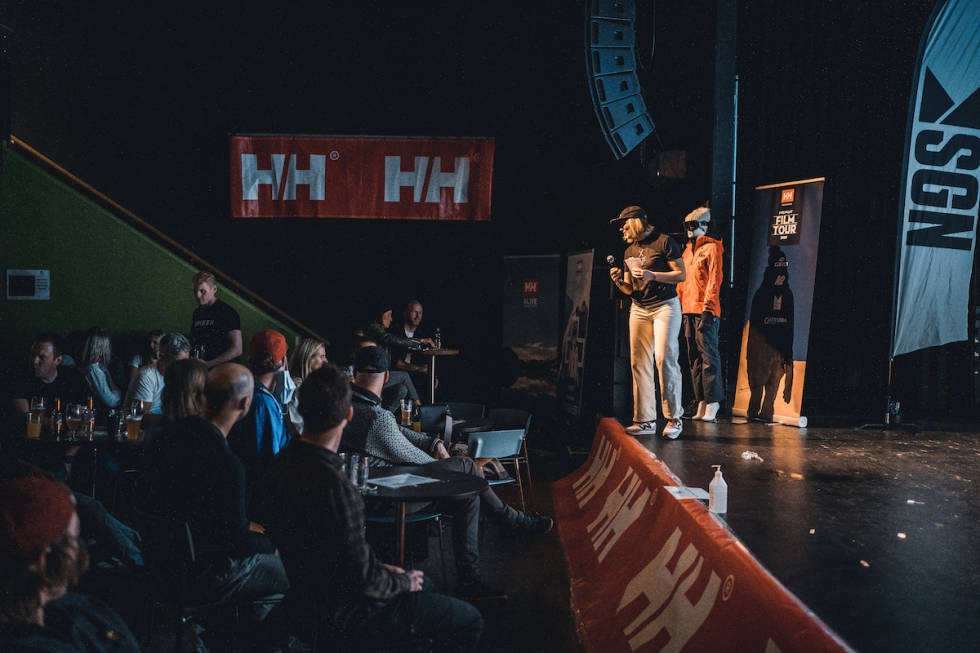 Fri Flyt Film Tour på Rokken i Volda. Foto: Simon Sjøkvist