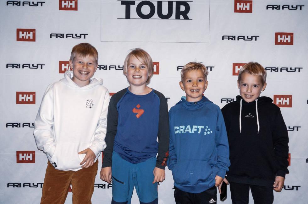 Film Tour, Oppdal, kids, barn, skifilm