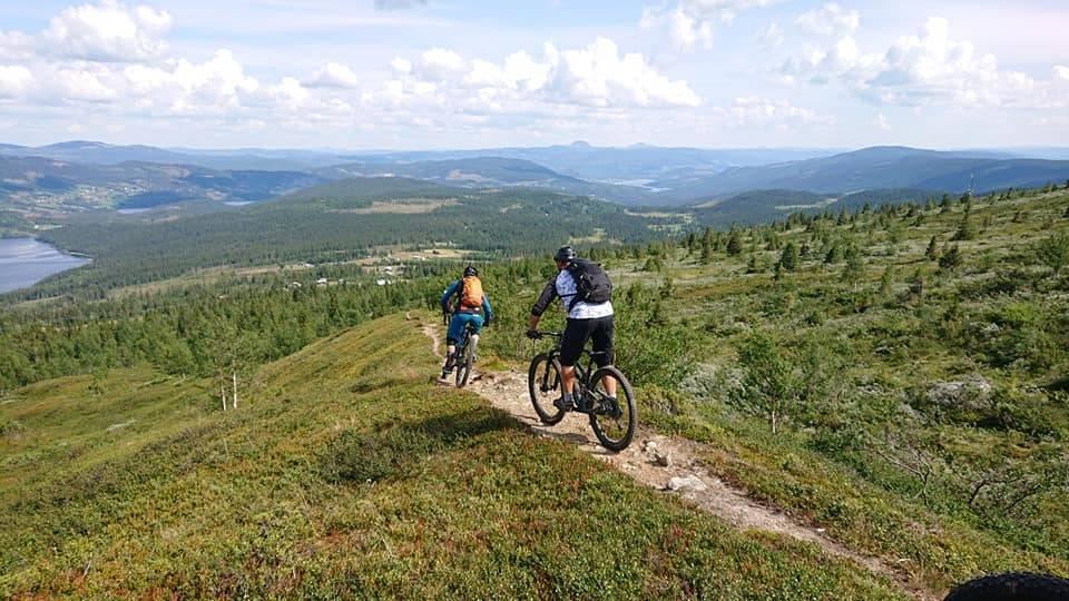 Stisykling i Jotunheimen med Bike Beitostølen på Fjellfilmfestivalen