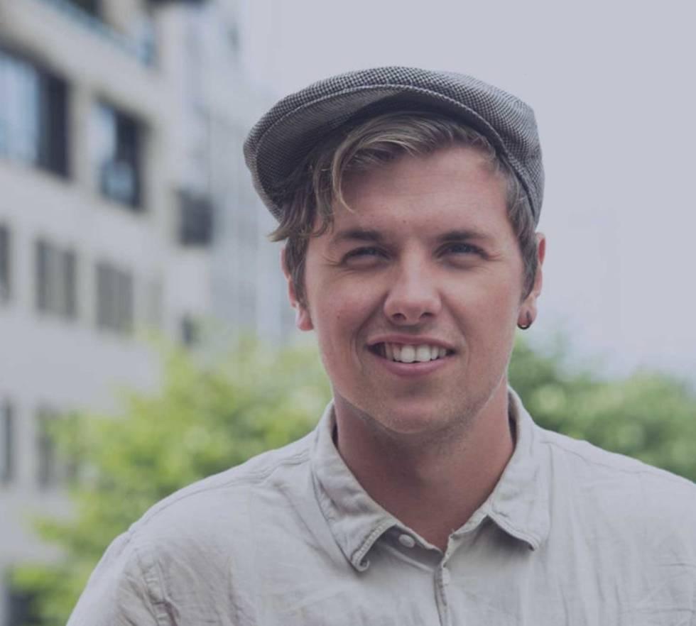 Samuel Massie, foredragsholder på Fjellfilmfestivalen 202