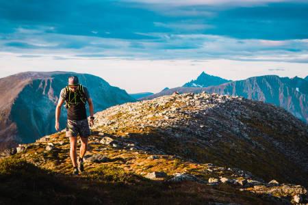 Løping trening Håvard Myklebust