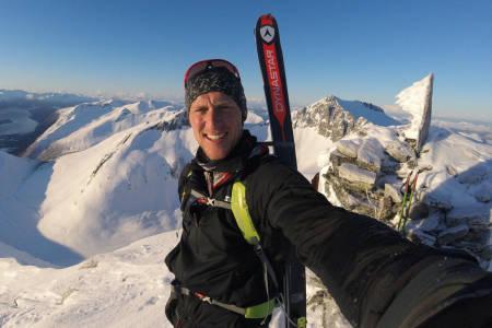 Nils Nielsen trening topptur