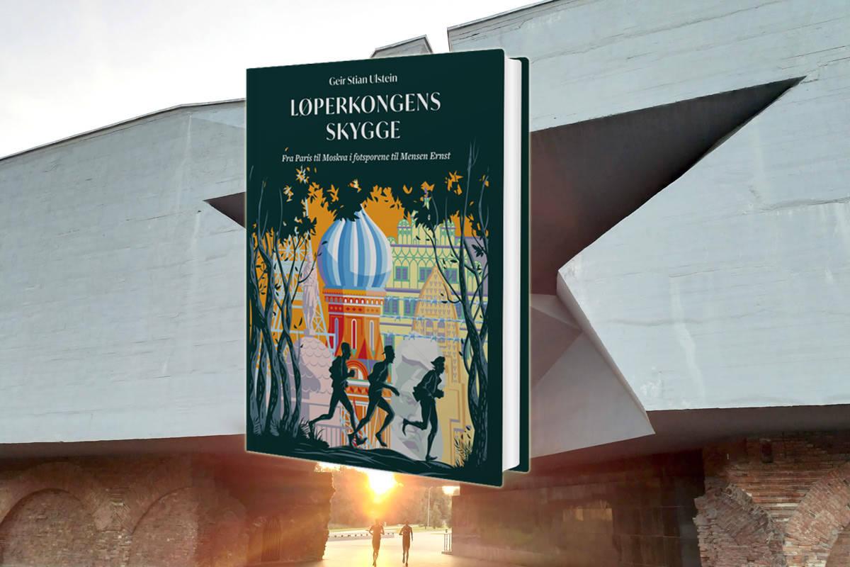 Løperkongens skygge av Geir Stian Ulstein. Fri Flyt forlag, 2019