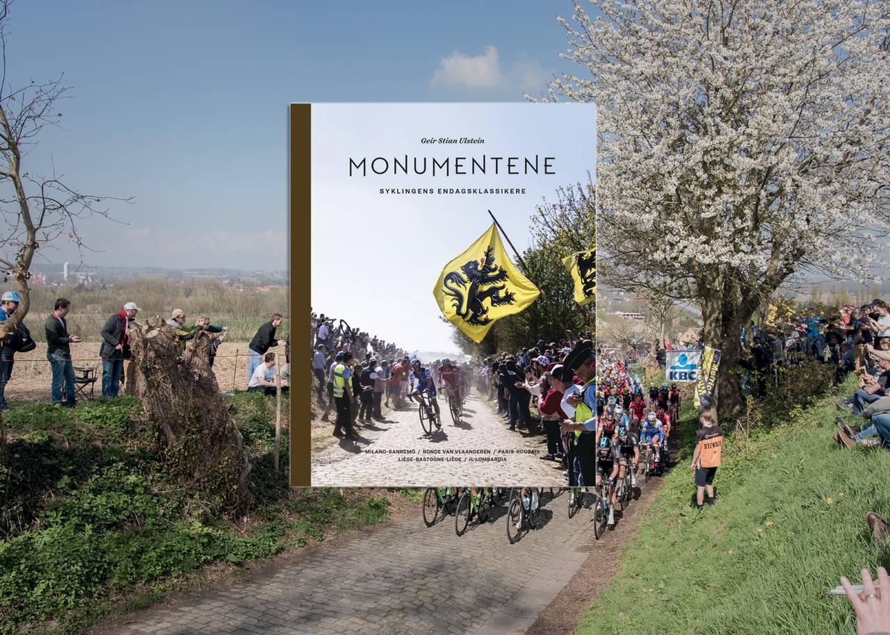 Monumentene av Geir Stian Ulstein på Fri Flyt forlag