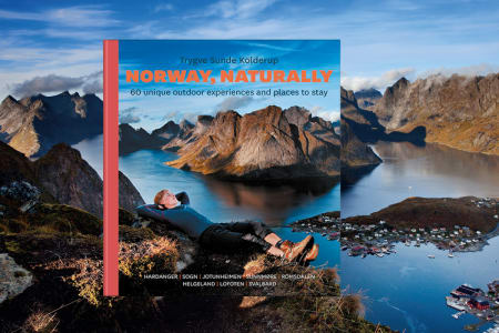 Norway, Naturally also known as Norske Perler in norwegian, written by Trygve Sunde Kolderup on Fri Flyt forlag