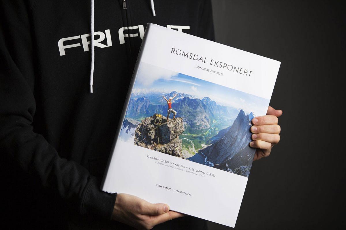 Romsdal Eksponert Fri Flyt