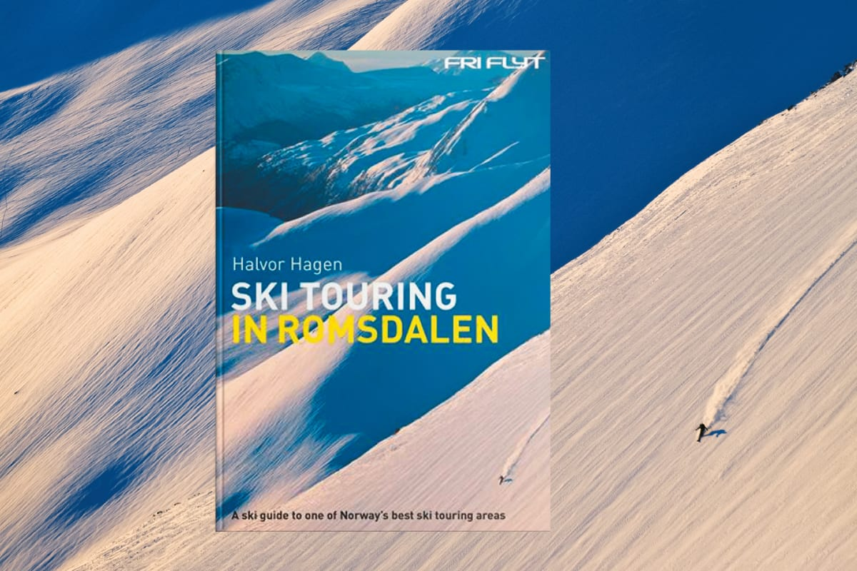 Ski Touring in Romsdalen, by Halvor Hagen.