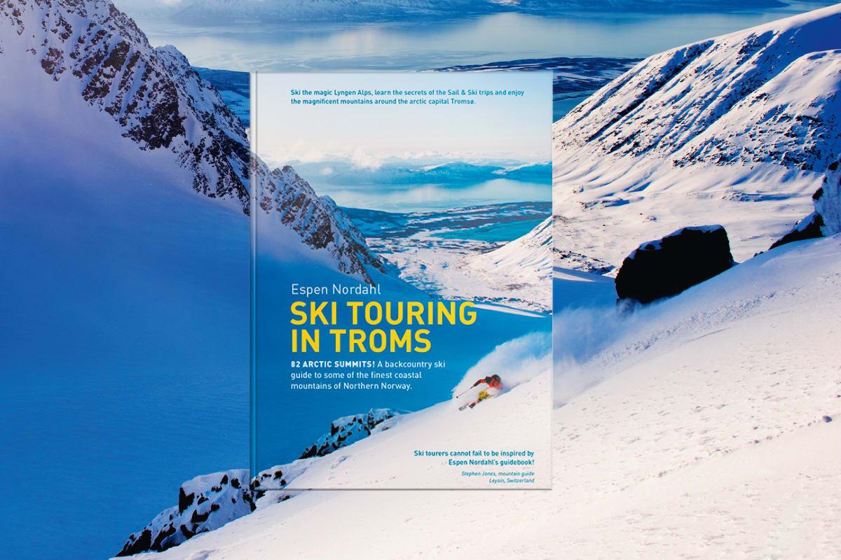 Ski Touring in Troms, by Espen Nordahl