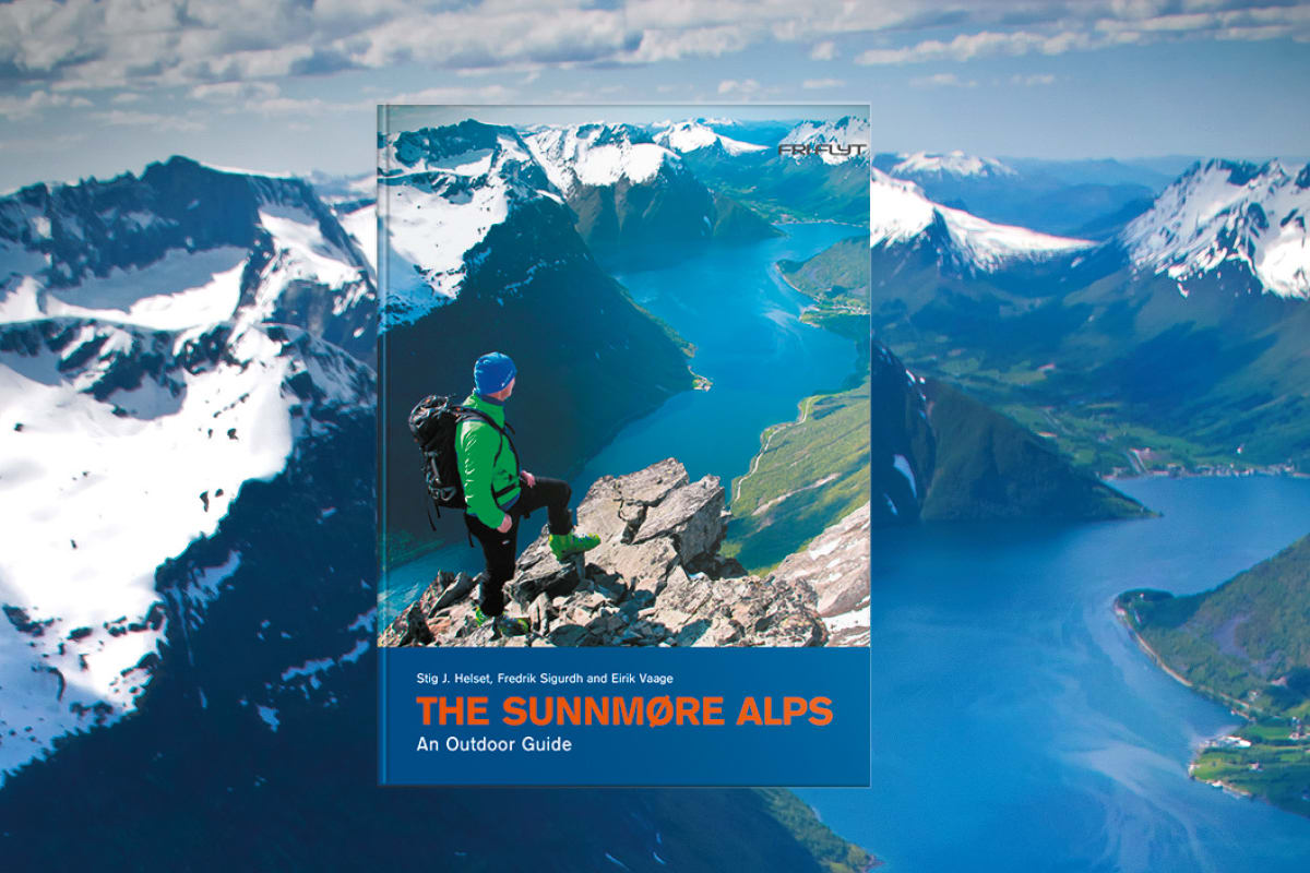 The Sunnmøre Alps, an Outdoor Guide by Stig Helset, Fredrik Sigurdh and Eirik Vaage