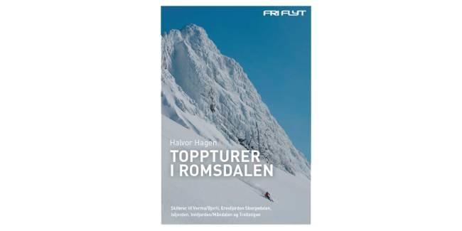Toppturer i Romsdalen - NY UTGAVE!