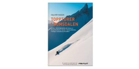 Toppturer i Romsdalen av Halvor Hagen i ny utgave for 2019