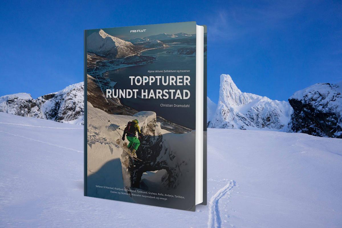 Toppturer rundt harstad av Christian Dramsdahl