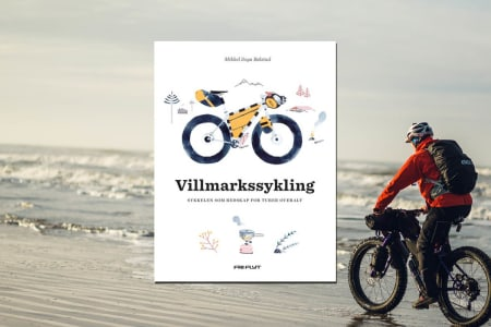 Villmarkssykling av Mikkel Soya Bølstad