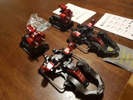 ATK raider 12 turbinding