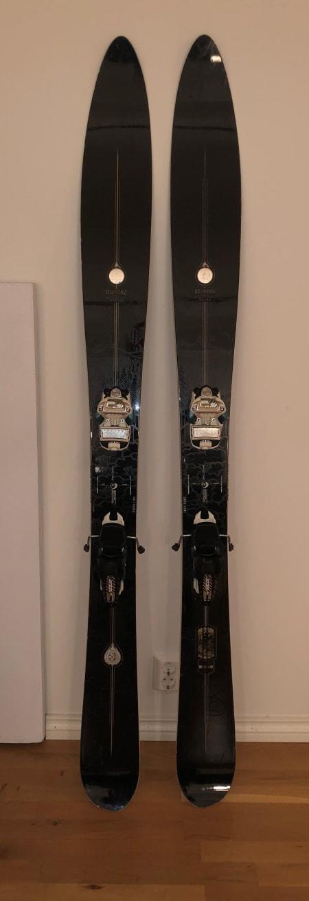 Dupraz D2 181 ski