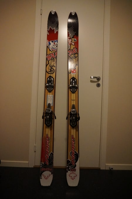 Dynafit Stoke Freeride Alpine Touring Skis