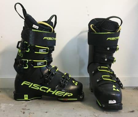 Fischer Ranger Free 130 toppturstøvler