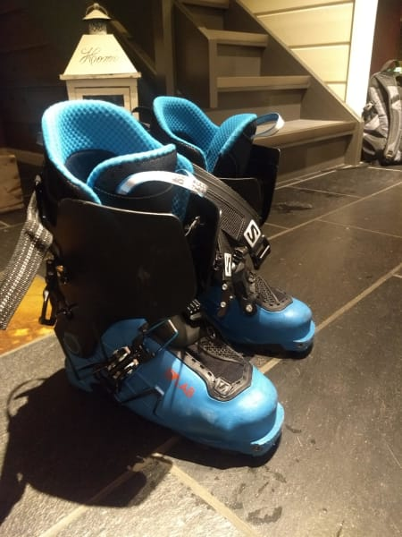 Salomon s-lab randonee sko 26,5