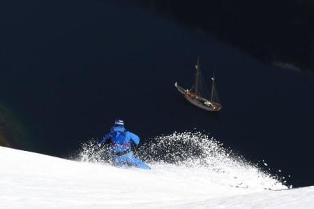 Ski and Sail Finnmark