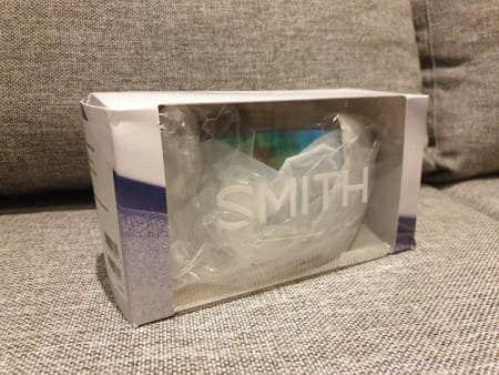 Skibriller, Smith Vice Chromapop Everyday Green Mirror lens