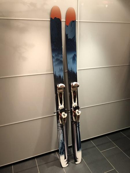 Togga 194 cm Marker Duke
