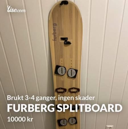 Furberg splitboardpakke