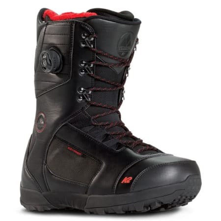 K2 snowboard step-in boots og bindinger