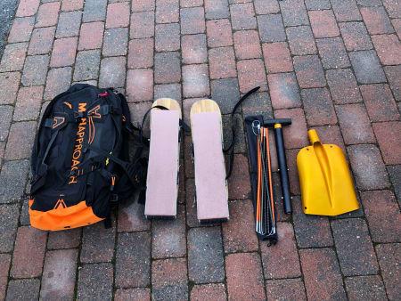 Toppturpakke til Snowboard