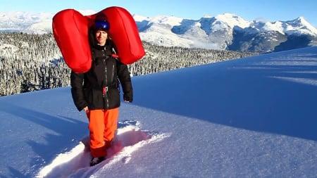 Mammut Snowpulse Rocker 15L // MED SPADE/STANG