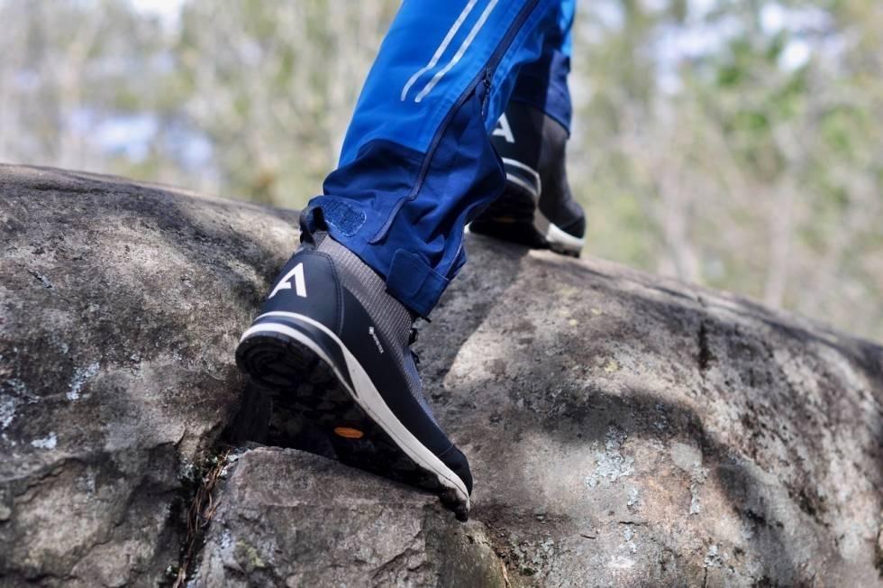 GODT SKODD: Her er oversikt over noen av de beste skoene for sommerens fjellturer. Foto: Gunhild Aaslie Soldal