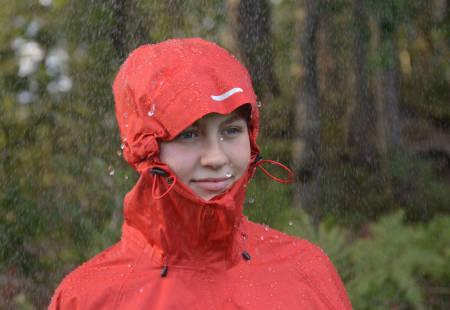 Regntøy test regnbukse regnjakke