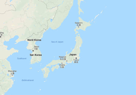 SKRED-DØDSFALL I JAPAN: En norsk mann døde i snøskred i Japan fredag.