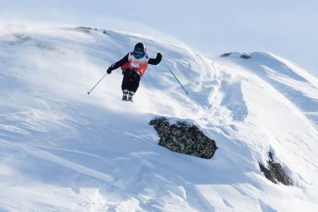 Norgescup junior frikjøring