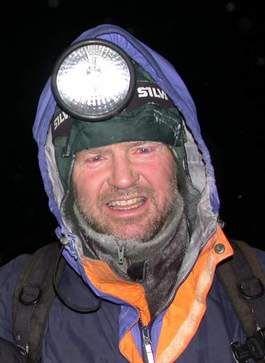 LIVSERFARING: Jan P. Aasheim kommer til Trondheim for å snakke om ekstremsport.