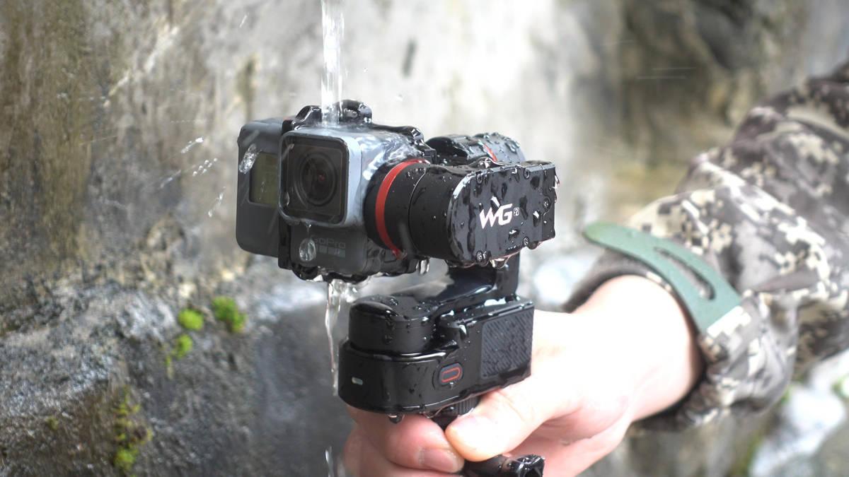 EKSKLUSIV PREMIE: Denne vanntette kamerastabilisatoren verdt 3 495 kroner kan du vinne i sommerens konkurranse her på friflyt.no!