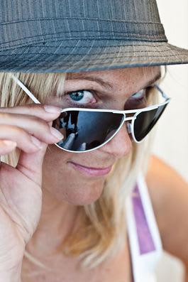 EUROPA RUNDT: Karina har vært travel med filmlansering. Foto: Christian Nerdrum