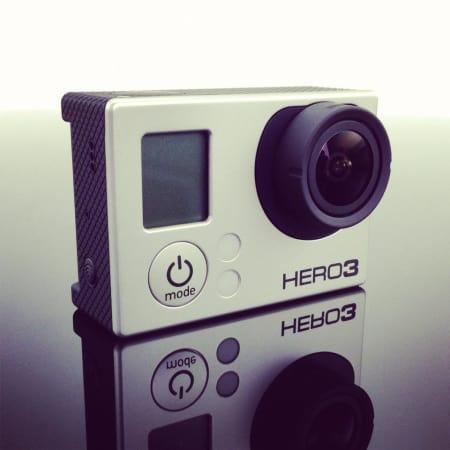 NY TELETUBBIE-LOOK? Hvis du vil oppgradere klumpen du kjører med på hue, så er tiden inne! GoPro lanserte nettopp splitter nye Hero3.