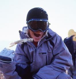 GANGSTA: En av verdens største skistjerner, Tanner Hall, kommer til Oslo. Bilde: Endre Løvaas