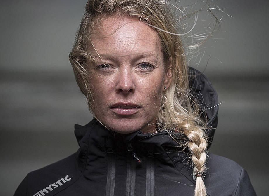 UENIG: Camilla Ringvold er uenig i Schibevaags oppfatning av kitemiljøet.