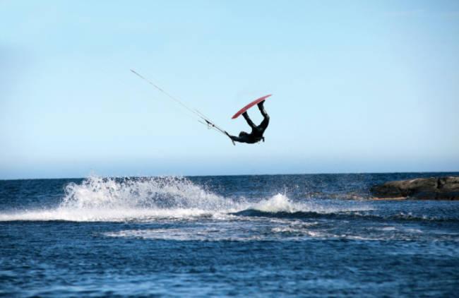 Her bør du kite i Norge