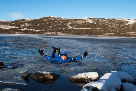 DUMT: Kari Schibevaag synes det er dumt at kroppssaken gikk langt ut av proposjoner, og i et feil spor. Foto: Tom Magne Jonassen
