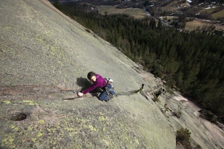 6 langturer for deg som klatrer på naturlige sikringer